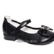 Туфли дошкольные (р 28-33)21022(28-33) 6 пар, обувь детская для девочек фото