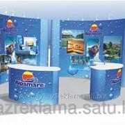 Мобильные выставочные стенды фото