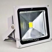 Прожектор светодиодный PFL-50W/CW/GR фото