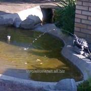 Обустройство водоемов и ручьев №6 фото