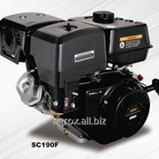 Бензиновый двигатель Senci SC190F фото