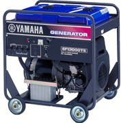 Генератор Yamaha EF 13000 TE фото
