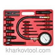 Компрессометр для дизельных двигателей Intertool AT-4003 фото