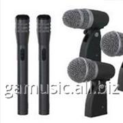 Аренда, прокат комплект микрофонов для ударной установки Dexun в Киеве фото