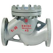 Клапаны обратные подъемные стальные 16с10нж DN15-200 фото