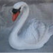 Статуэтка Лебедь фото