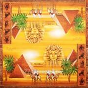 Салфетка для декупажа Пирамиды фото