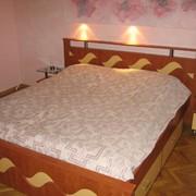 Кровать двухспальная фото