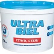 Краска эмульсионная Sniezka Ultra biel фото