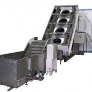Комплект оборудования для производства быстрозамороженных фруктов и овощей фото
