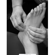 Массаж ног, профилактический массаж фото