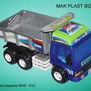 Машины детские МАК-13 фото