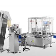 Оборудование фармацевтическое упаковочное, Блок розлива и укупорки модель FC7 фото