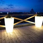 Декоративные изделия с подсветкой фото
