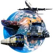 Мультимодальные контейнерные перевозки в Украине фото
