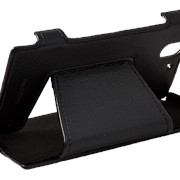 Чехол-подставка HamelePhone для Sony Xperia Z (L 36Hi) черная фото