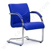 Кресло для посетителей Delta Mebel , код DL 25002 фото