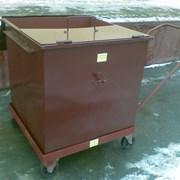 Контейнер для мусора (ТБО) фото