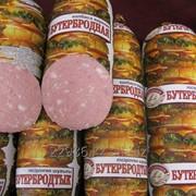 Бутербродная колбаса фото