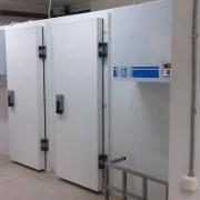 Охладители молока:танки-охладители, чиллеры, компрессорно-конденсаторные агрегаты, камеры созревания сыров, холодильные камеры фото