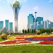 Экскурсия по городу Астана фото