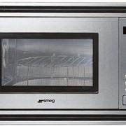 Микроволновая печь SMEG FME24X-2 фото