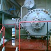 Монтаж газокомпрессорного оборудования. фото