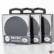 Светофильтр NiSi DUS Ultra Slim PRO MC C-PL 58mm 981 фото