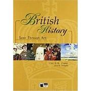 Gina D.B. Clemen, Laura Stagno British History Seen Through Art + CD audio фото