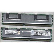 39M5797 IBM 8GB (2x 4 GB) PC2-5300 CL5 ECC DDR2 Chipkill FB-DIMM 667 MHz фото
