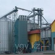 Зерносушилка шахтная CHIEF CD 14/48 фото