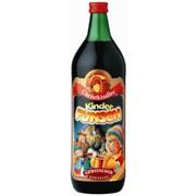 Напиток безалкогольный со вкусом глинтвейна Kinder-Punsch 1 л фото