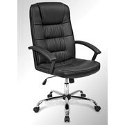 Офисный стул CF-0097 - черный фото