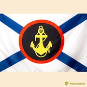 Флаг 90х135 Морская пехота фото