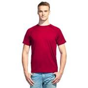 Мужская спортивная футболка StanPrint 30 Красный XXL/54 фото