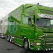 Международные автомобильные перевозки фото