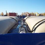 Цистерны ПВХ резервуары для нефтепродуктов фото