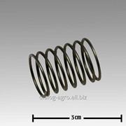0006-4080-400 Цилиндр. пружина сжатия 14x1x31 – 4,5 WDG D40 фото