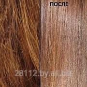 Интенсивное укрепление, восстановление волос с легким эффектом ламинирования фото