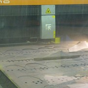 Резка металла лазером фото