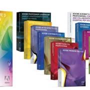 Программное обеспечение Adobe фото