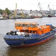 Буксир ледокольного класса для аварийно-диспетчерской службы судоходных акваторий Санкт-Петербурга проекта 2805 фото