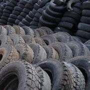 Утилизация отходов резины, б\у шины фото