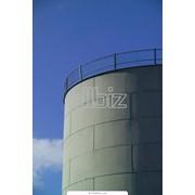 Проектирование, производство и монтаж вертикальных цилиндрических резервуаров для хранения нефтепродуктов и агрессивных химических продуктов фото