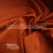 Ткань Стрейч замш плотный ( терракот ) 5226 фото