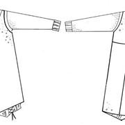 Проектирование трикотажной одежды фото