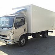 Фургон изотермический из сэндвич-панелей Naveco C300, 4x2 фото