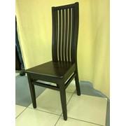 Стул ДУНАЙ тёмный орех,фото деревянного стула,стул из массива,стулья для баров,стулья твёрдые,фото стульев с твёрдым сидением,стул с твёрдым сидением,стулья для баров,стулья производства Украина,стулья из массива дуба,стулья из массива бука фото