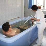Гидротерапия в санатории фото