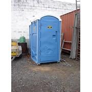 Аренда туалетных кабин, аренда биотуалетов фото